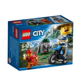 LEGO CITY - Pościg za terenówką 60170