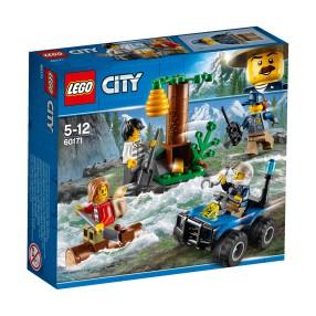 LEGO CITY - Uciekinierzy w górach 60171