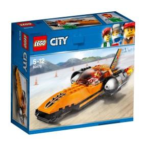 LEGO CITY - Wyścigowy samochód 60178