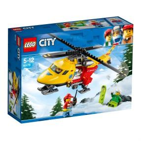 LEGO CITY - Helikopter medyczny 60179