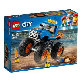LEGO CITY - Monster truck 60180