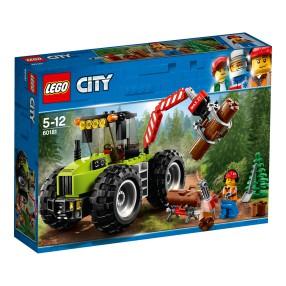LEGO CITY - Traktor leśny 60181