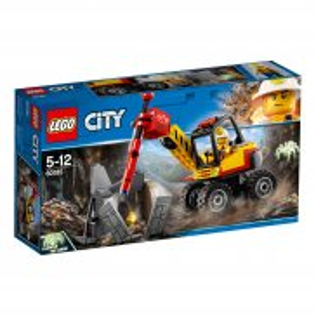 LEGO CITY - Kruszarka górnicza 60185