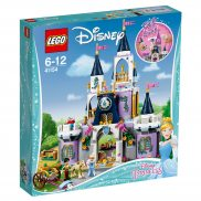 LEGO Disney Princess - Wymarzony zamek Kopciuszka 41154
