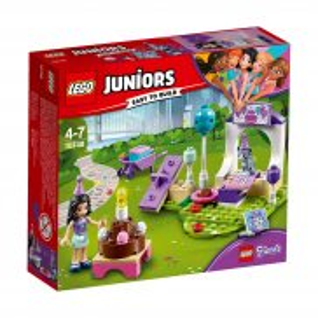 LEGO Juniors - Przyjęcie dla zwierzaków Emmy 10748