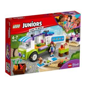 LEGO Juniors - Targ ekologiczny Mii 10749