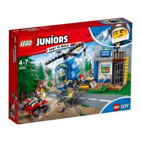 LEGO Juniors - Górski pościg policyjny 10751