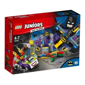 LEGO Juniors - Atak Jokera na jaskinię Batmana 10753