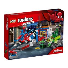LEGO Juniors - Spider-Man kontra Skorpion 10754