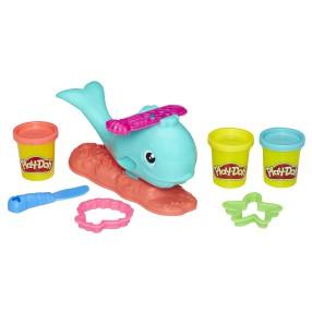Play-Doh - Ciastolina Wieloryb E0100