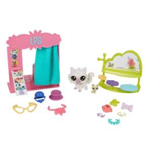 Littlest Pet Shop - Zwierzakowe miejsca Fotobudka E1015