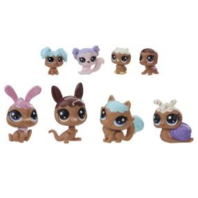 Littlest Pet Shop - Lukrowi przyjaciele z niespodzianką czekolada E1066