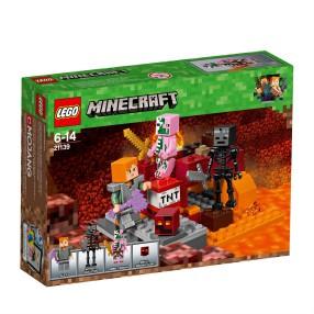 LEGO Minecraft - Walka w Netherze 21139