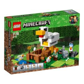LEGO Minecraft - Kurnik 21140