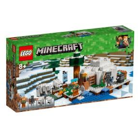 LEGO Minecraft - Igloo niedźwiedzia polarnego 21142