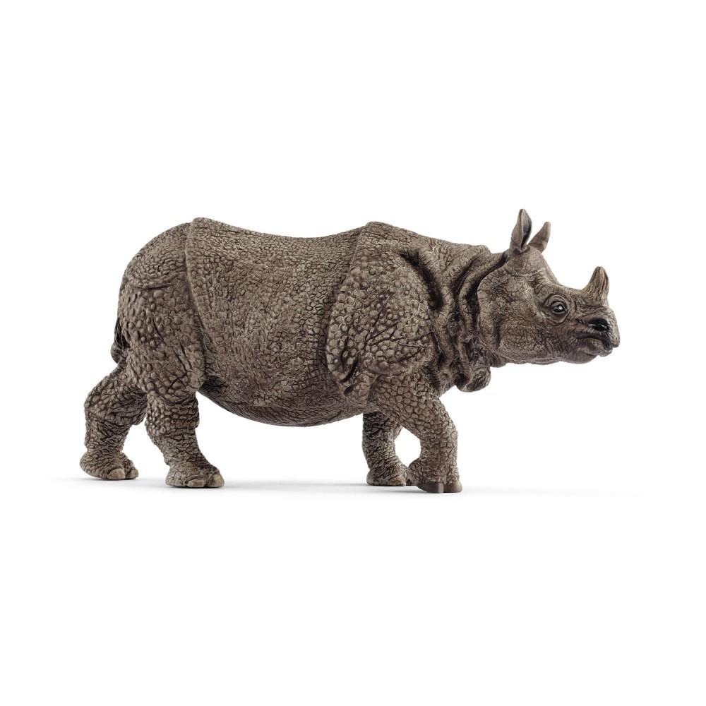 Schleich - Nosorożec indyjski 14816