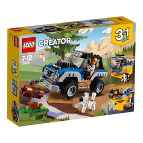 LEGO Creator - Zabawy na dworze 31075