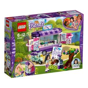 LEGO Friends - Stoisko z rysunkami Emmy 41332