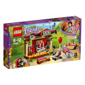 LEGO Friends - Pokaz Andrei w parku 41334