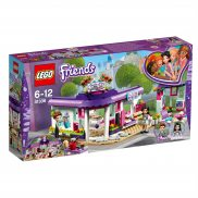 LEGO Friends - Artystyczna kawiarnia Emmy 41336