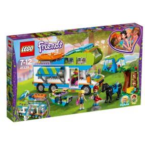 LEGO Friends - Samochód kempingowy Mii 41339