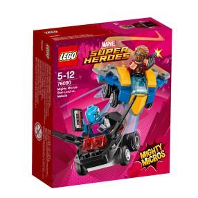 LEGO Super Heroes - Star-Lord vs. Nebula 76090