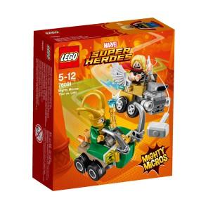 LEGO Super Heroes - Thor vs. Loki 76091