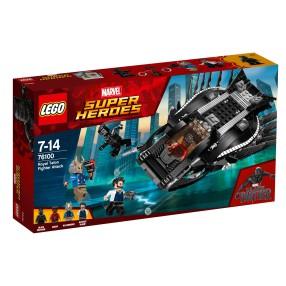 LEGO Super Heroes - Atak myśliwca Royal Talon Fighter 76100