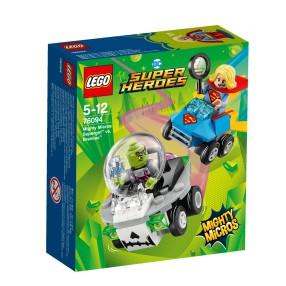 LEGO Super Heroes - Supergirl vs. Brainiac 76094