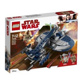 LEGO Star Wars - Ścigacz bojowy generała Grievousa 75199