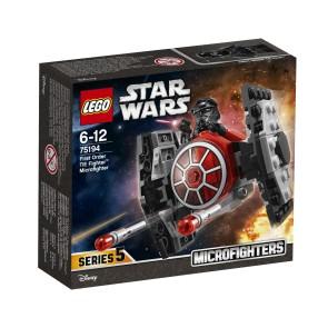 LEGO Star Wars - Myśliwiec TIE Najwyższego porządku 75194