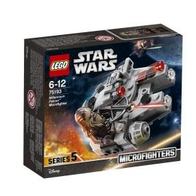LEGO Star Wars - Sokół Millennium 75193