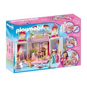 Playmobil - Play Box Zamek królewski 4898