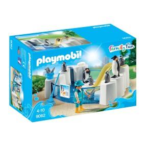 Playmobil - Basen dla pingwinów 9062