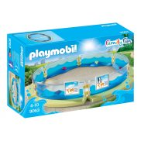Playmobil - Basen dla fauny morskiej 9063
