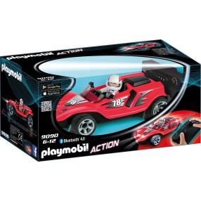 Playmobil - Wyścigówka RC Rocket 9090