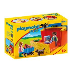 Playmobil - Przenośny stragan 9123