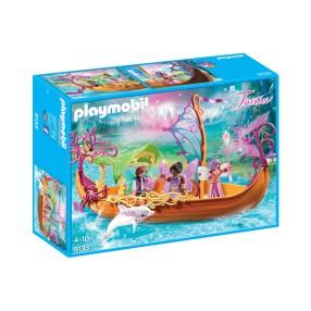 Playmobil - Romantyczny statek wróżek 9133