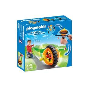 "Playmobil - Speed Roller ""Orange"" 9203"