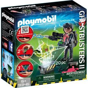 Playmobil - Pogromca duchów Egon Spengler 9346