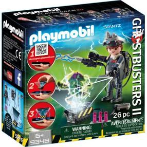 Playmobil - Pogromca duchów Raymond Stantz 9348