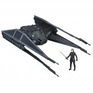 Hasbro Star Wars Force Link E8 - Tie Silencer + Kylo Ren C1252