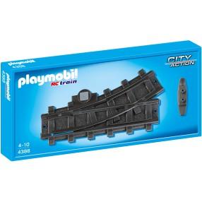 Playmobil - Zwrotnica lewa 4388
