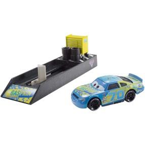 Mattel Auta - Pojazd + wyrzutnia Floyd Mulvihill FLH77
