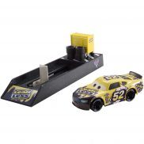 Mattel Auta - Pojazd + wyrzutnia Brian Spark FLH78