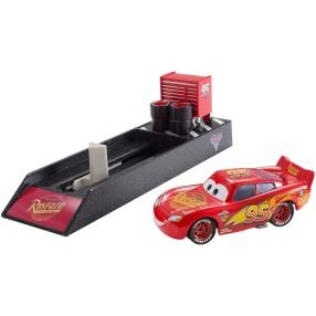 Mattel Auta - Pojazd + wyrzutnia Zygzak McQueen FLH76