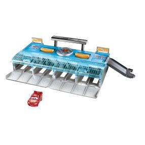 Mattel Auta - Mega wyrzutnia FLK12