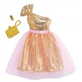Barbie - Modne kreacje dla lalki FKT10