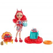 EnchanTimals - Morski zestaw Lalka Cameo Crab + Chela i Courtney FKV60