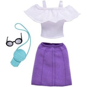 Barbie - Modne kreacje dla lalki FKT01